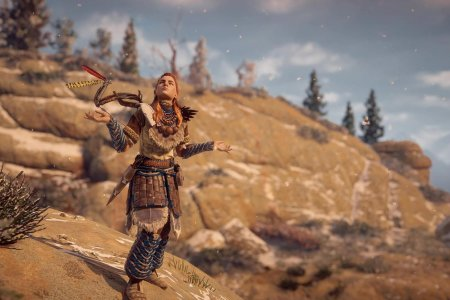 На презентации PlayStation 5 могут показать Horizon Zero Dawn 2